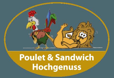 Bei Poulet Hochgenuss bestellen