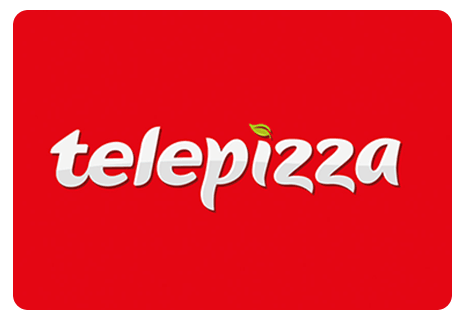 Bei Telepizza bestellen