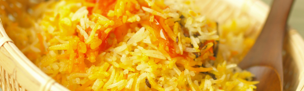 Our traditional biryani dishes