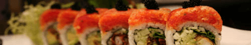 Sushi-new style combinations