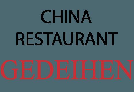 China Restaurant Gedeihen