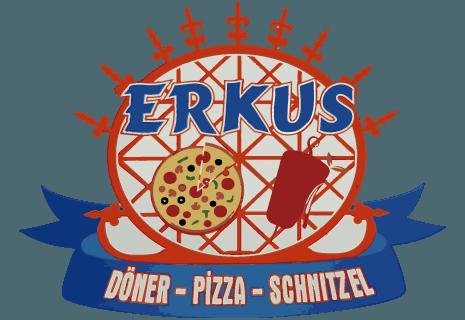 Erkus Döner Pizza Schnitzel
