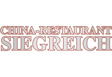 China Restaurant Siegreich