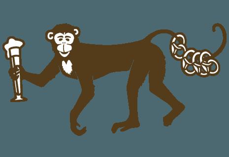 Zum fidelen Affen-avatar