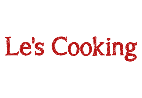 Le's Cooking