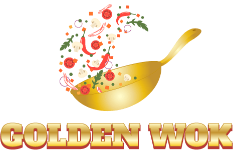 logo The Golden Wok