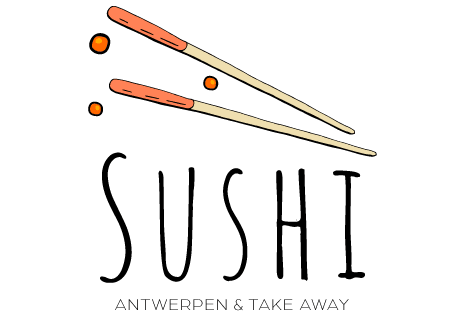 logo Sushi Antwerpen & Take away