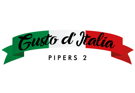 logo Gusto d'Italia Pipers 2