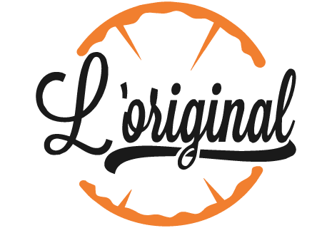 logo L'original pizza