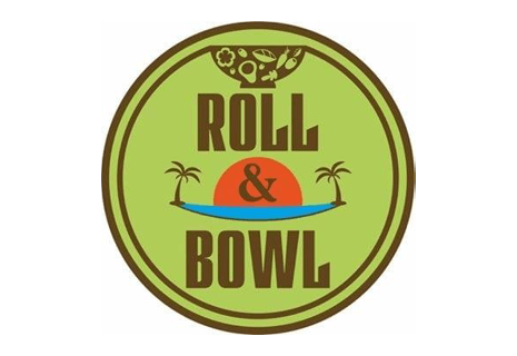 logo Roll & Bowl