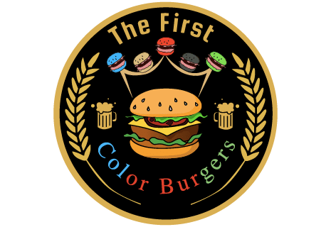 The First Color Burger