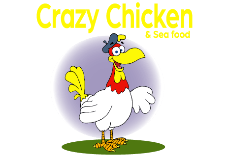 logo Crazy Chicken, Pizza & Sea food