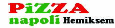 Napoli Pita Pizza Hemiksem