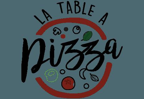 La Table à pizza