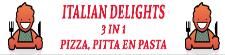 Italian Delights Pizza & Pasta & Pitta
