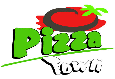 logo Pizza Town