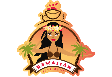 logo Hawaiian Poké Bowl