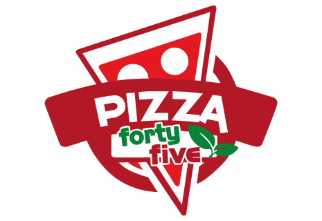 logo Pizza Forty-Five