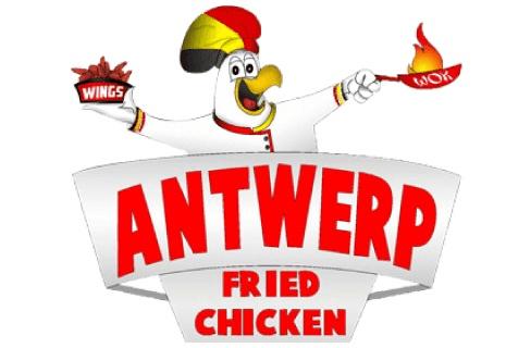 Antwerp Fried Chicken Abdijstraat