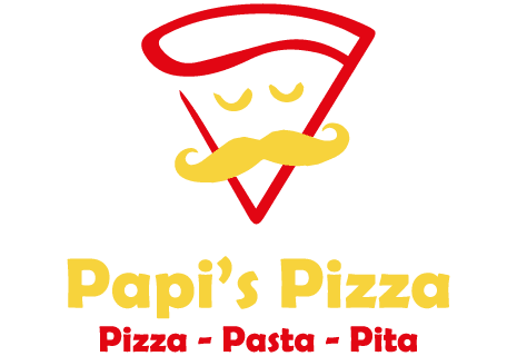 logo Papi's pizza