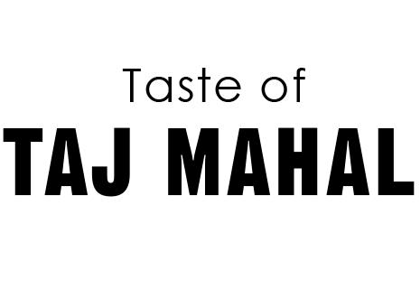 Taste of Taj Mahal