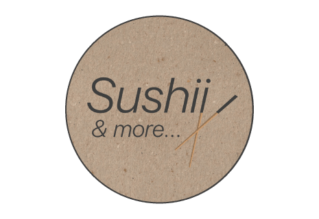 logo Sushii and More