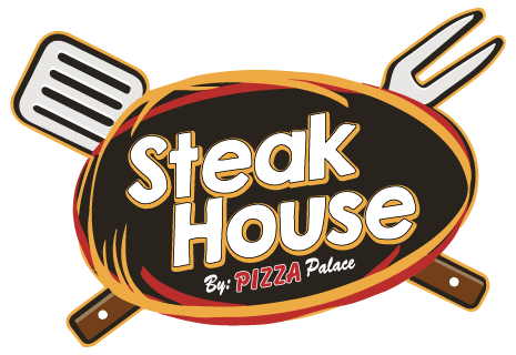 logo Steakhouse by Pizza Palace