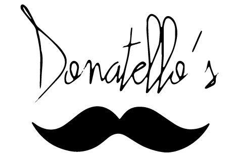 logo Donatello's Pizza