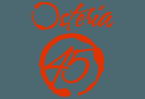 Osteria 45