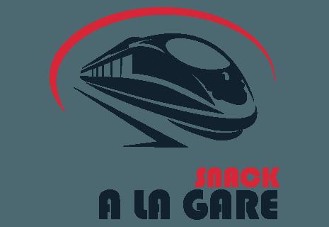 Snack à la Gare