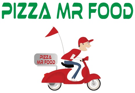 logo Pizza Mr Food