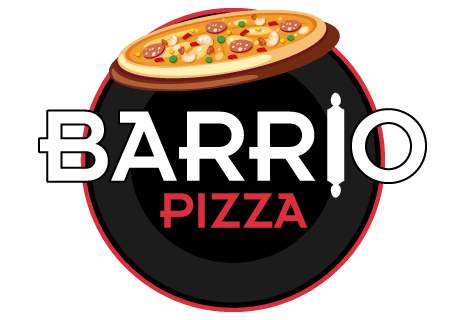 logo Barrio pizza