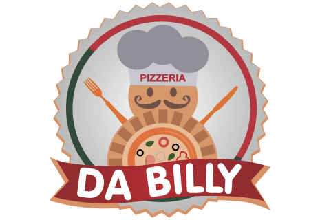 logo Pizza Da Billy