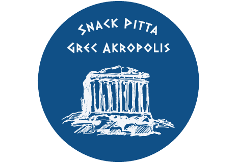 logo Snack Pitta Grill Akropolis