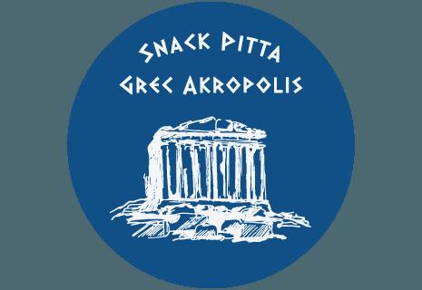 Snack Pitta Grec Akropolis