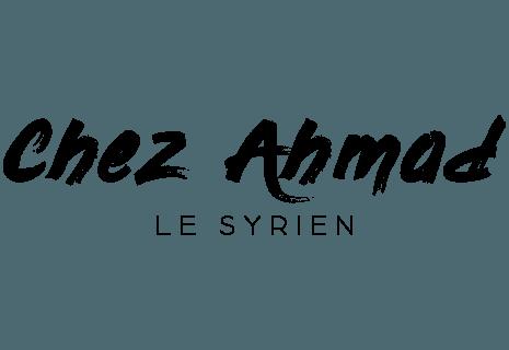 Chez Ahmad Le Syrien