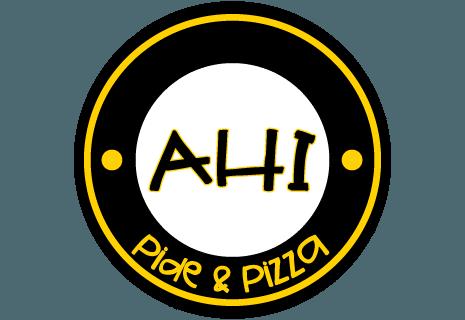 Ahi Pide Pizza 2