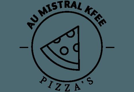Au Mistral Kfee Pizza's
