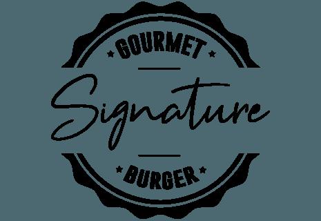 Signature burger