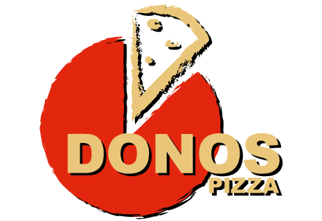 logo Donos Pizza