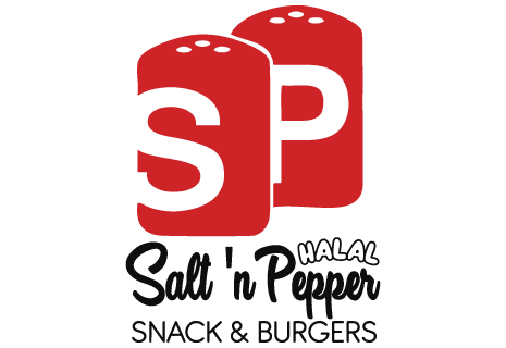 logo Salt 'n Pepper Snack & Burgers