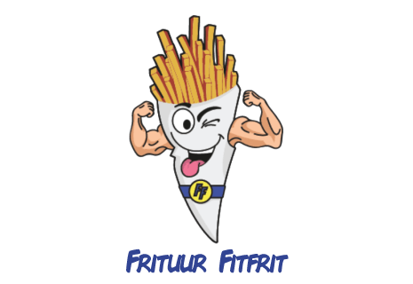 logo Frituur Fitfrit
