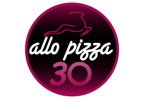 logo Allô pizza 30
