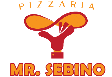 logo Pizzaria Mr. Sebino