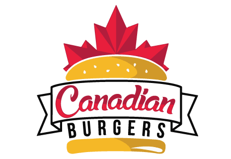 logo Canadian Burger and Pizza