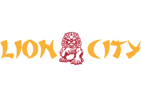 logo Lion City Wok