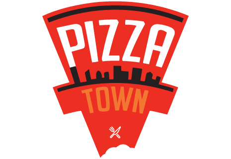 logo Pizza Town Waasmunster