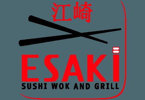 Bij Esaki Sushi Wok & Grill bestellen