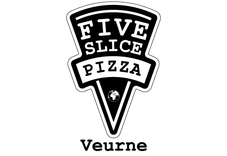 logo Five Slice Pizza