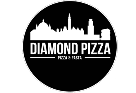 logo Diamond Pizza